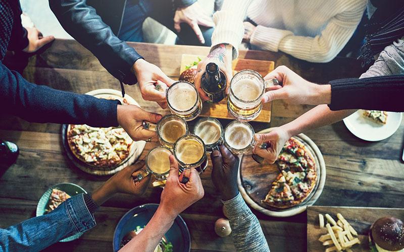邀請好友一起來探索,享受美食